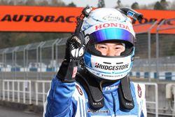 Polesitter Koudai Tsukakoshi, Real Racing