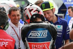Yarış galibi Marco Bezzecchi, Prustel GP