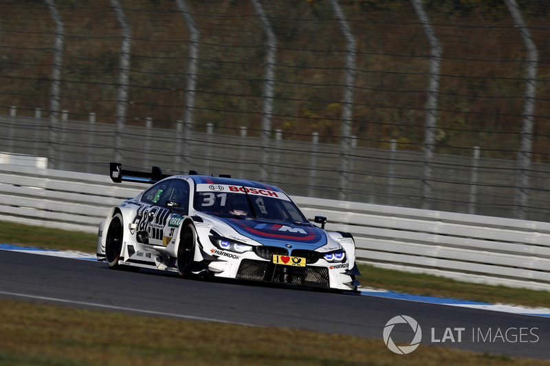 Ausfall: Tom Blomqvist, BMW Team RBM, BMW M4 DTM
