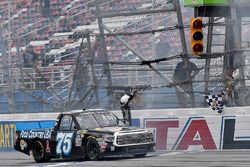 Ganador, Parker Kligerman, Henderson Motorsports Toyota