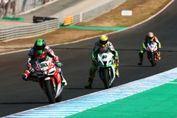 Eugene Laverty, Milwaukee Aprilia, Roman Ramos, Team Go Eleven