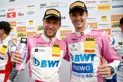 Sieger #26 BWT Mücke Motorsport Audi R8 LMS: Jeffrey Schmidt, Stefan Mücke