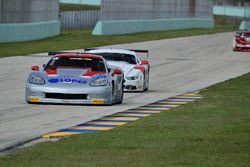 #06 TA Chevrolet Corvette, RJ Lopez, Lopesport | ACP Motorsports