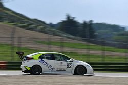 Davide Nardilli, Honda Civic TCR