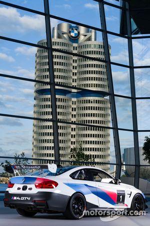 Автомобиль BMW M4 GT4
