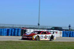 #2 TA Chevrolet Camaro, Lawrence Losahak of Loshak Racing/Burtin Racing