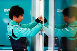 Ма Циньхуа, NIO Formula E Team