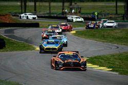 #2 CRP Racing Mercedes-AMG GT3: Daniel Morad, Fabian Schiller