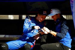 Пьер Гасли и Брендон Хартли, Scuderia Toro Rosso