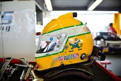 EL casco de Tim Gray