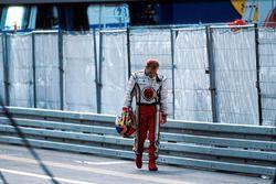 Jacques Villeneuve, BAR PR01