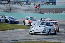 #31 MP1B Porsche GT3 Cup, Allan Hellmeister, Bruno Baptista,, Luca Seripieri, MGM Racing