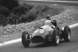 Франко Комотти, Scuderia Marzotto Ferrari 166F2/50