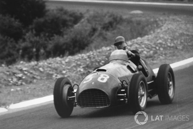 1950, 1952, 1953. Ferrari 166