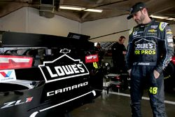 Jimmie Johnson, Hendrick Motorsports, Lowe's Chevrolet Camaro