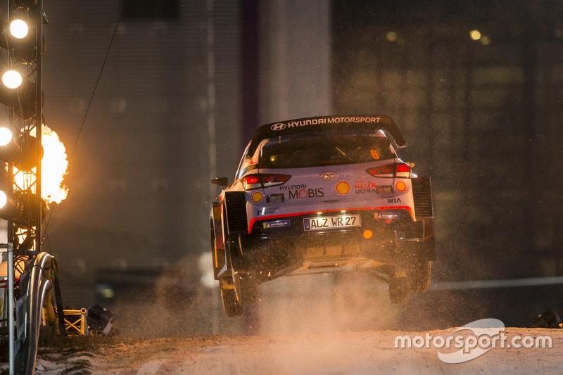9. Хейден Паддон, Hyundai i20 WRC - 10 очок