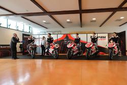 Barni Racing Team 2018 per WSBK, CIV SBK e National Trophy
