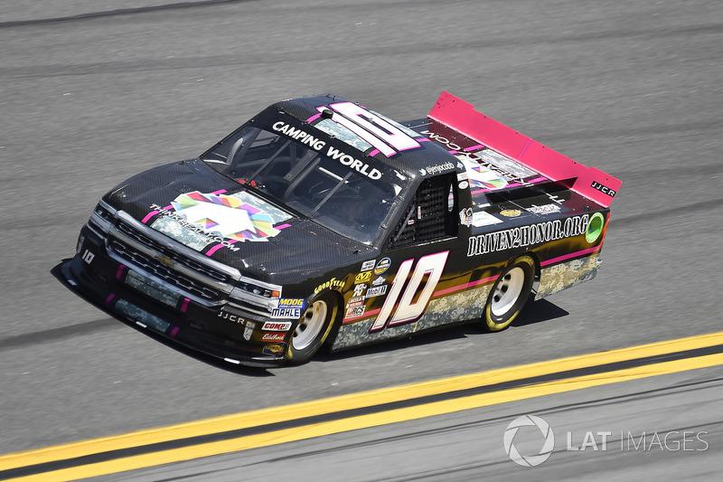 Jennifer Jo Cobb, Jennifer Jo Cobb Racing, Think Realty Chevrolet Silverado