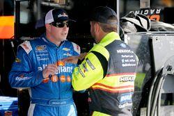 Johnny Sauter, GMS Racing, Allegiant Airlines Chevrolet Silverado Matt Crafton, ThorSport Racing, Fi