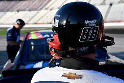 Alex Bowman, Hendrick Motorsports Chevrolet Camaro crew