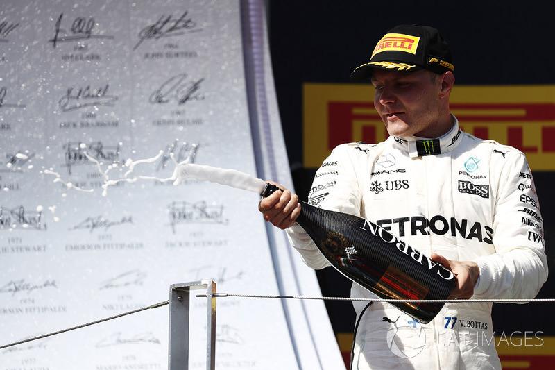 Verlierer: Valtteri Bottas (Mercedes)
