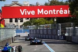 Robin Frijns, Amlin Andretti Formula E Team, Mitch Evans, Jaguar Racing
