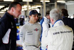 Felipe Massa, Williams,a Steve Soper