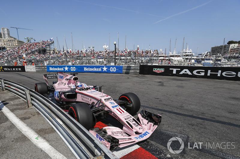 Гран При Монако: собственные инженеры довели Переса до белого каления полезными советами