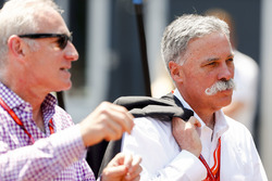 Chase Carey, Presidente Formula One