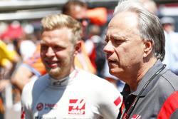 Kevin Magnussen, Haas F1 Team, Gene Haas F1 Team, proprietario del team, Haas F1 Team