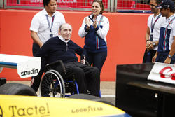 Sir Frank Williams, Claire Williams, Felipe Massa, Williams, Antonio Pizzonia