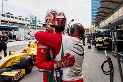 Ganador de la pole Charles Leclerc, PREMA Powerteam
