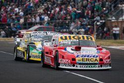 Juan Manuel Silva, Catalan Magni Motorsport Ford, Omar Martinez, Martinez Competicion Ford