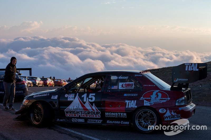 #15 Mitsubishi Evo 8: Tommy Wright