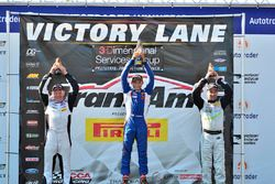 Ernie Francis Jr., Breathless Performance, AJ Hendrickson, ECC Motorsports, Vinnie Allegretta