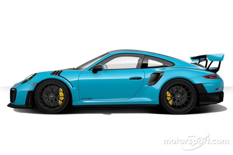 porsche  gt rs  miami blue  motorcom high res professional motorsports photography