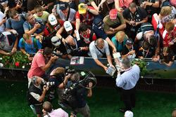 Chase Carey, Vorsitzender der F1-Gruppe