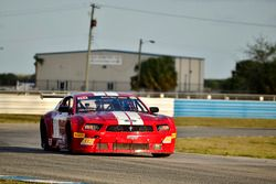 #10 TA2 Ford Mustang, Carlo Falcone, Antigua Pro Racing