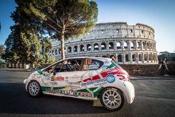 Andrea Mazzocchi, Silvia Gallotti, R2B Peugeot 208
