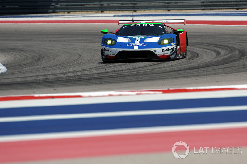 5. GTE-Pro: #66 Ford Chip Ganassi Racing, Ford GT
