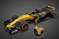 Renault Sport F1 Team RS17 detay