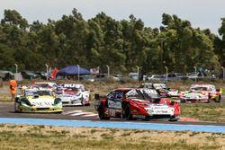 Jose Manuel Urcera, Las Toscas Racing Chevrolet, Omar Martinez, Martinez Competicion Ford, Gabriel P