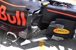 Red Bull RB13: Seitenkasten