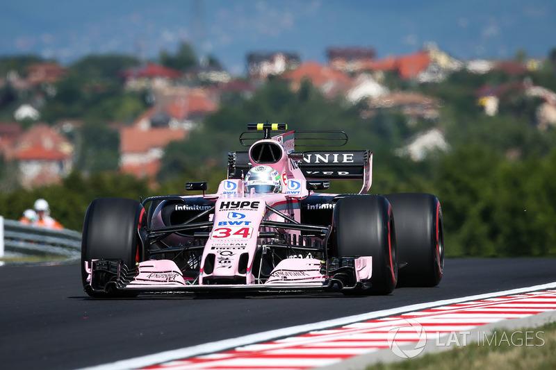 Альфонсо Селіс, Force India VJM10
