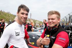 #3 Aust Motorsport, Audi R8 LMS: Kelvin van der Linde