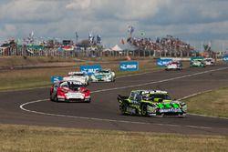 Mauro Giallombardo, Werner Competicion Ford, Jose Manuel Urcera, Las Toscas Racing Chevrolet, Carlos