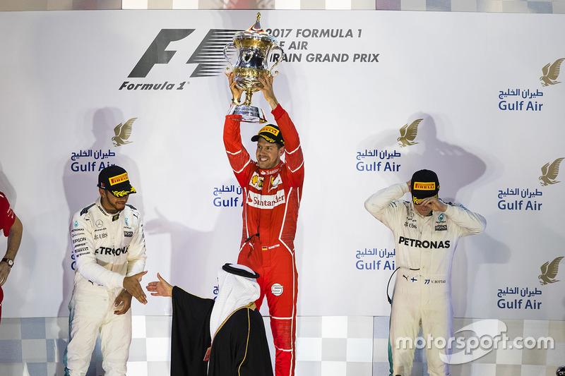 Bahrein GP 2017