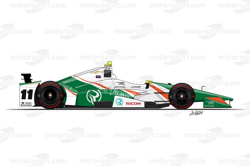 #11 - Spencer Pigot, Juncos Racing Chevrolet