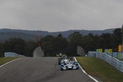 Tony Kanaan, Chip Ganassi Racing Honda, Sébastien Bourdais, Dale Coyne Racing Honda