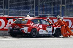 Пепе Ориола, Lukoil Craft-Bamboo Racing, SEAT León TCR
